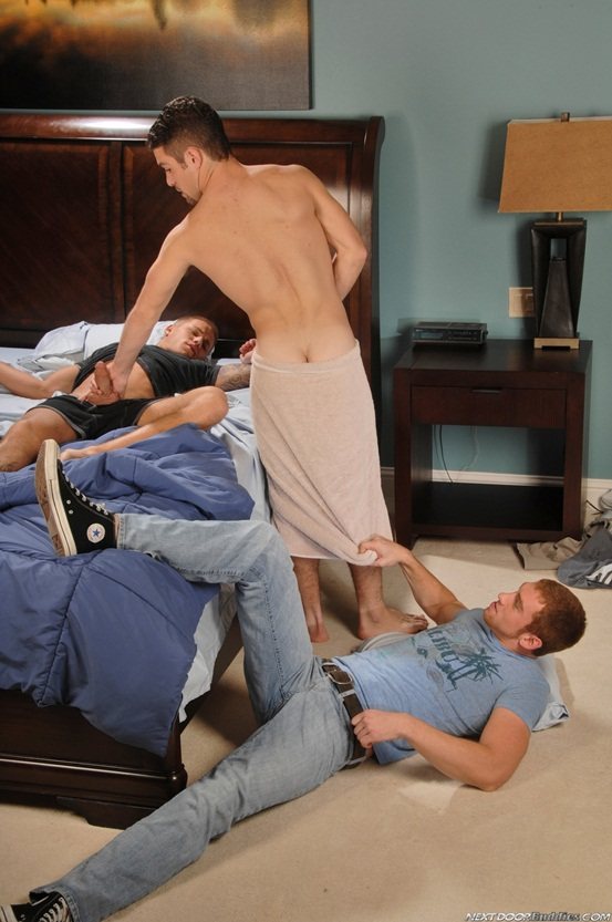 Adam Wirthmore Connor Maguire Brody Wilder circle suck and ass fuck 05 Young nude Boy Twink Strips Naked and Strokes His Big Hard Cock photo1 - Adam Wirthmore, Connor Maguire and Brody Wilder ass fuck threesome