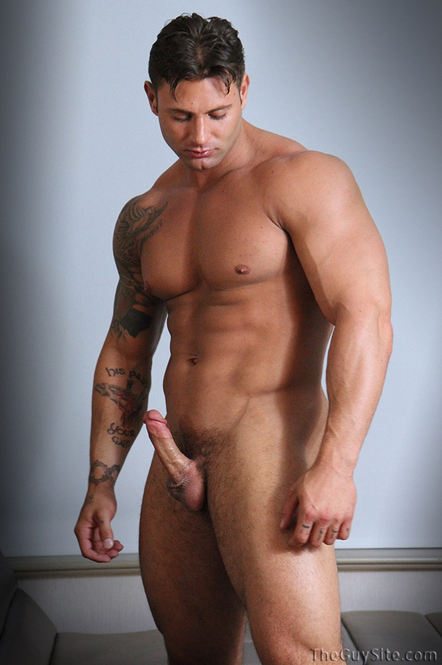 Big dick gay bathing movie hot negro man