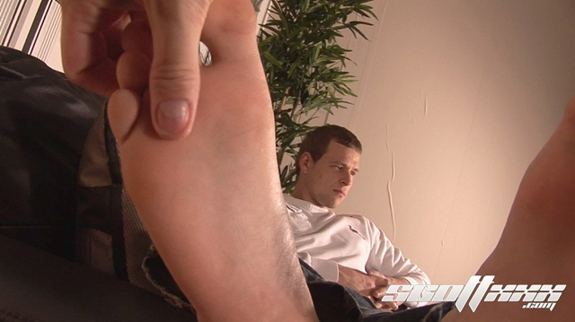 Gay-porn-pics-gallery-tube-video-09-New-gay-site-Scotxxx-gay-porn-pics-video-Straight-Men-showing stinky-feet-sneaker-fetish-photo