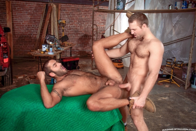 Tom Wolfe and Jason Michaels Raging Stallion gay porn stars gay streaming porn movies gay video on demand gay vod premium gay sites 08 pics gallery tube video photo - Tom Wolfe and Jason Michaels