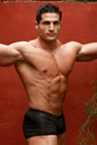 Amerigo Jackson Gallery 001 Ripped Muscle Bodybuilder Strips Naked and Strokes His Big Hard Cock for at Muscle Hunks photo2 - Muscle Hunks - Amerigo Jackson Gallery