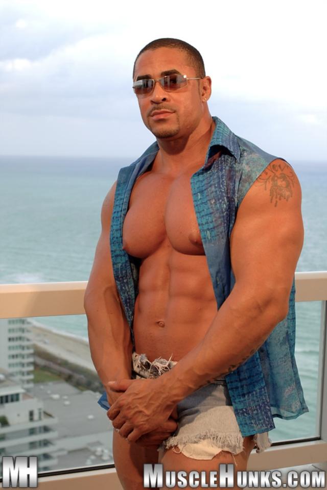 Eddie Camacho Muscle Hunks nude gay bodybuilders porn muscle men muscled hunks big uncut cocks tattooed ripped 01 gallery video photo - Eddie Camacho