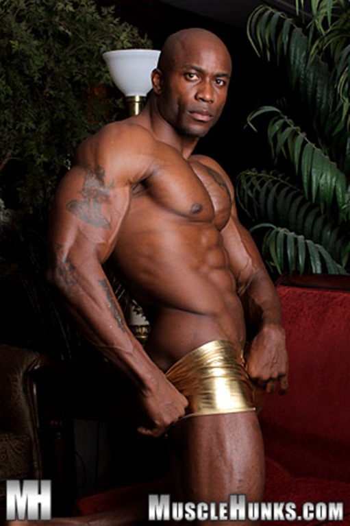 Gay leather man Sylvester Randolph 001 Ripped Muscle Bodybuilder Strips Naked and Strokes His Big Hard Cock for at Muscle Hunks photo1 - Gay leather man Sylvester Randolph at Muscle Hunks