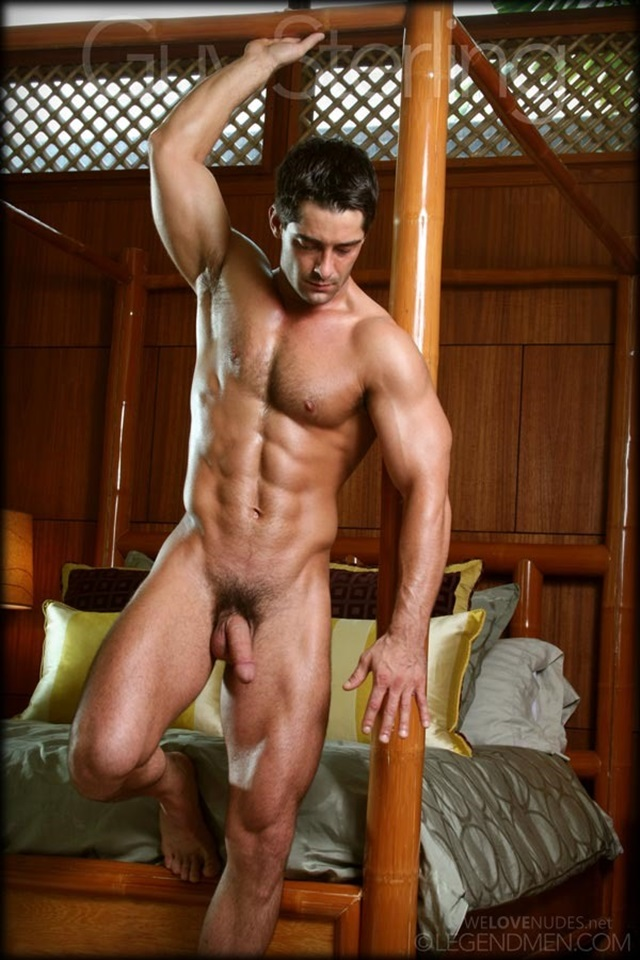 muscle men 2 legend men  Guy Sterling