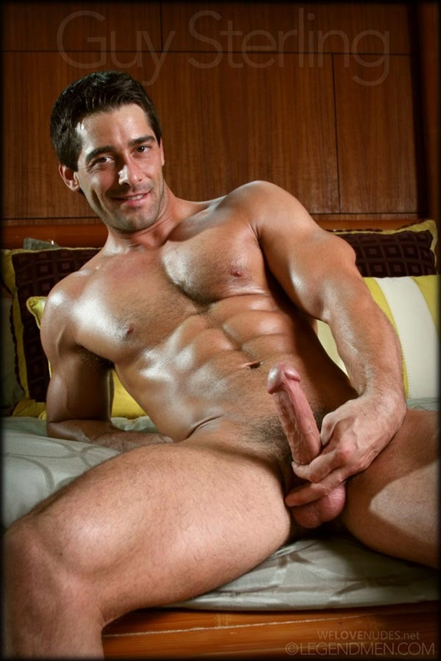 muscle men 2 legend men  Guy Sterling