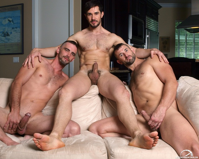 Hot gay threesome Dean Monroe with Joe Parker and CJ Parker 01 Ripped Muscle Bodybuilder Strips Naked and Strokes His Big Hard Cock torrent photo1 - Hot gay threesome Dean Monroe with Joe Parker and CJ Parker (hot new gay porn site)