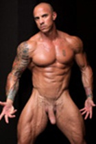 Vin Marco thumb 006 Ripped Muscle Bodybuilder Strips Naked and Strokes His Big Hard Cock for at Muscle Hunks photo1 - Muscle Hunks - Vin Marco Gallery