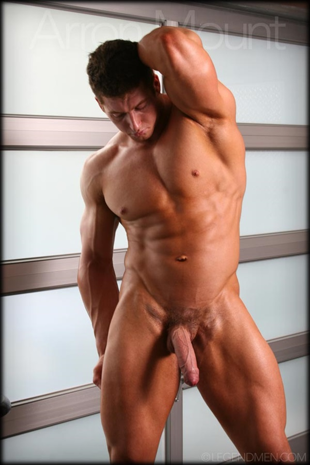 muscle men 2 legend men  Aaron Mount