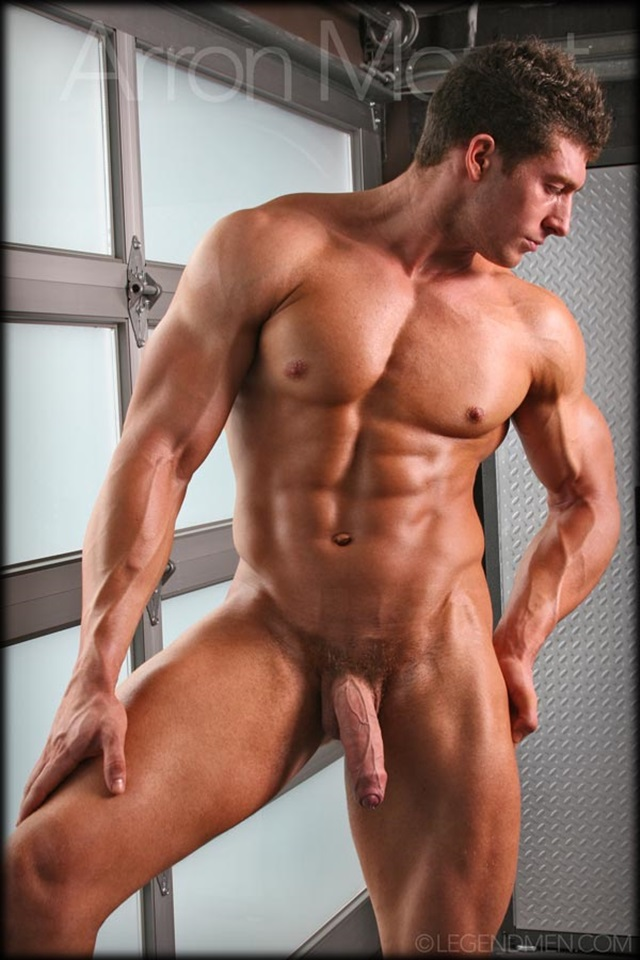 Nude gay muscle men
