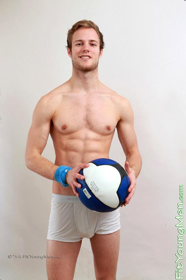 fit young men  Naked Sportsmen
