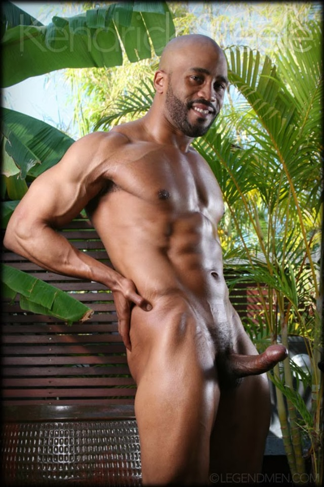 muscle men 2 legend men  Kendrick Steele