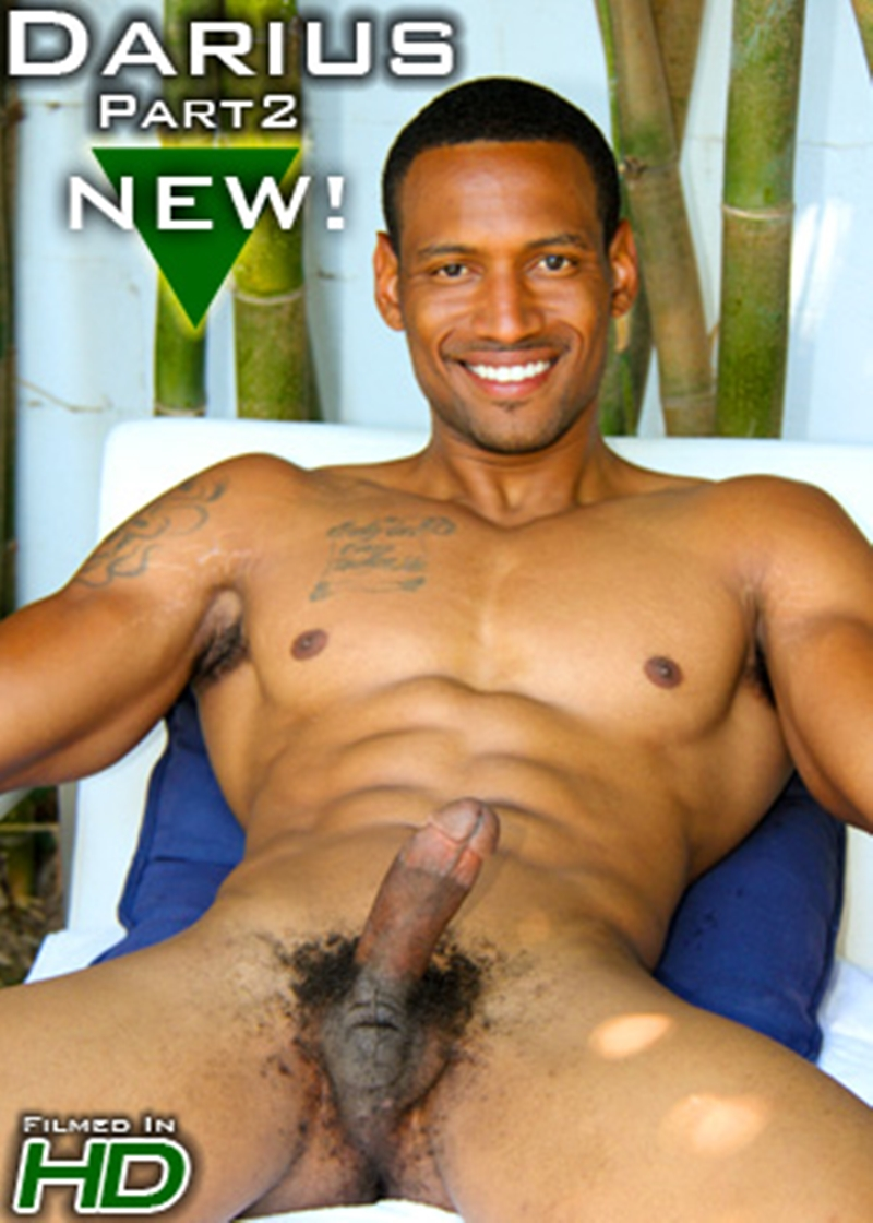 JEANNE: Nude Black American Men