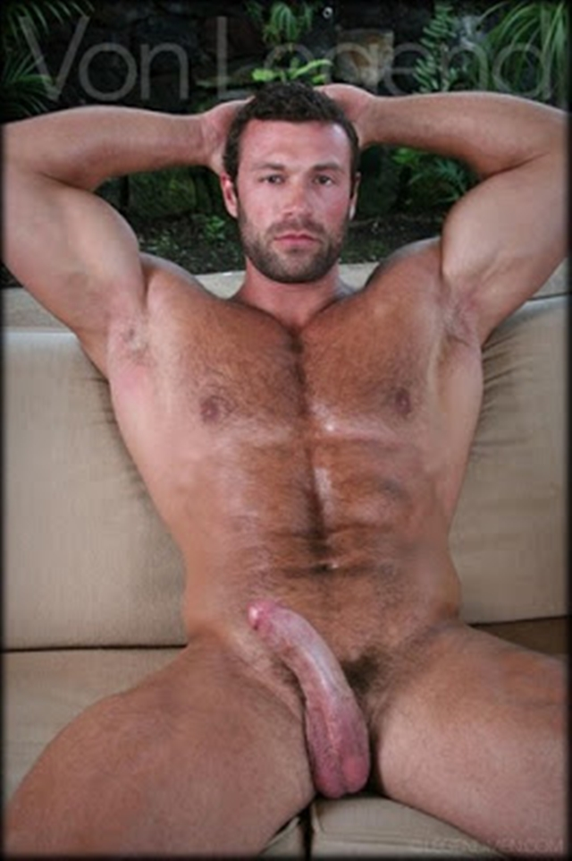 muscle men 2 legend men  Von Legend aka Matt Davis