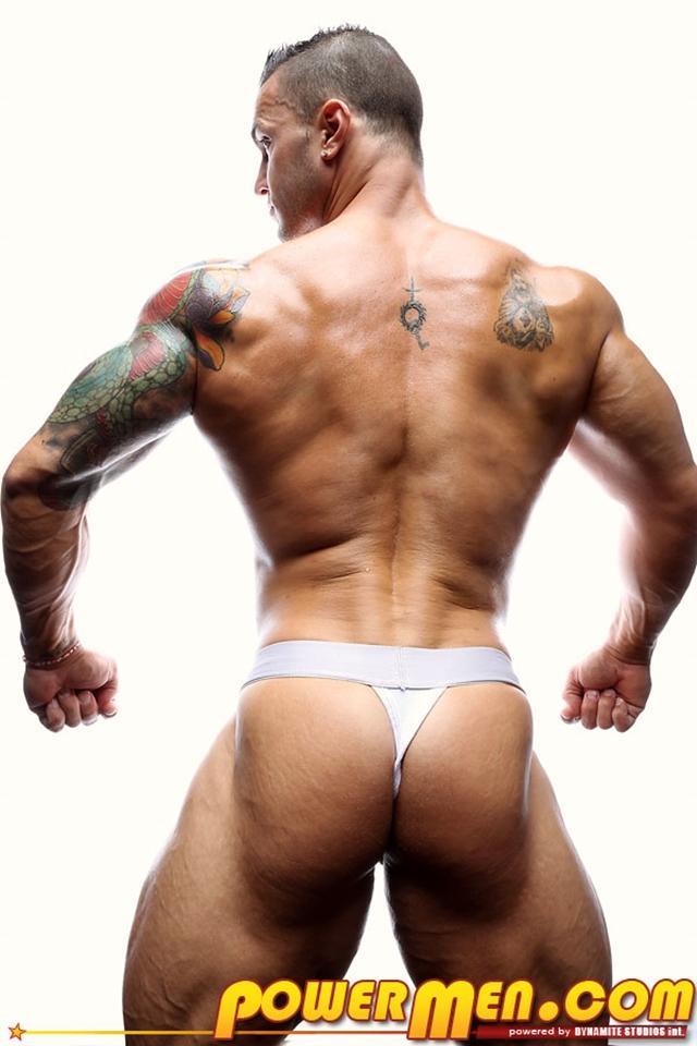 powermen muscle men 2  Diego El Potro