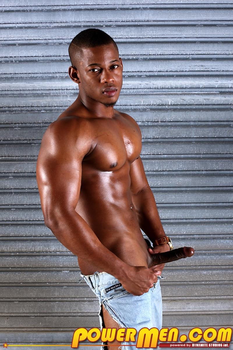 powermen muscle men 2  Dominus Stone