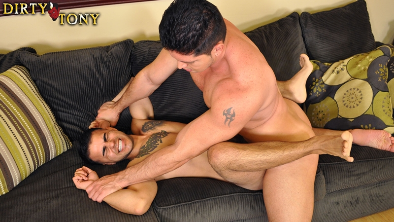 dirty tony  Liam Santiago and Reid Hartley