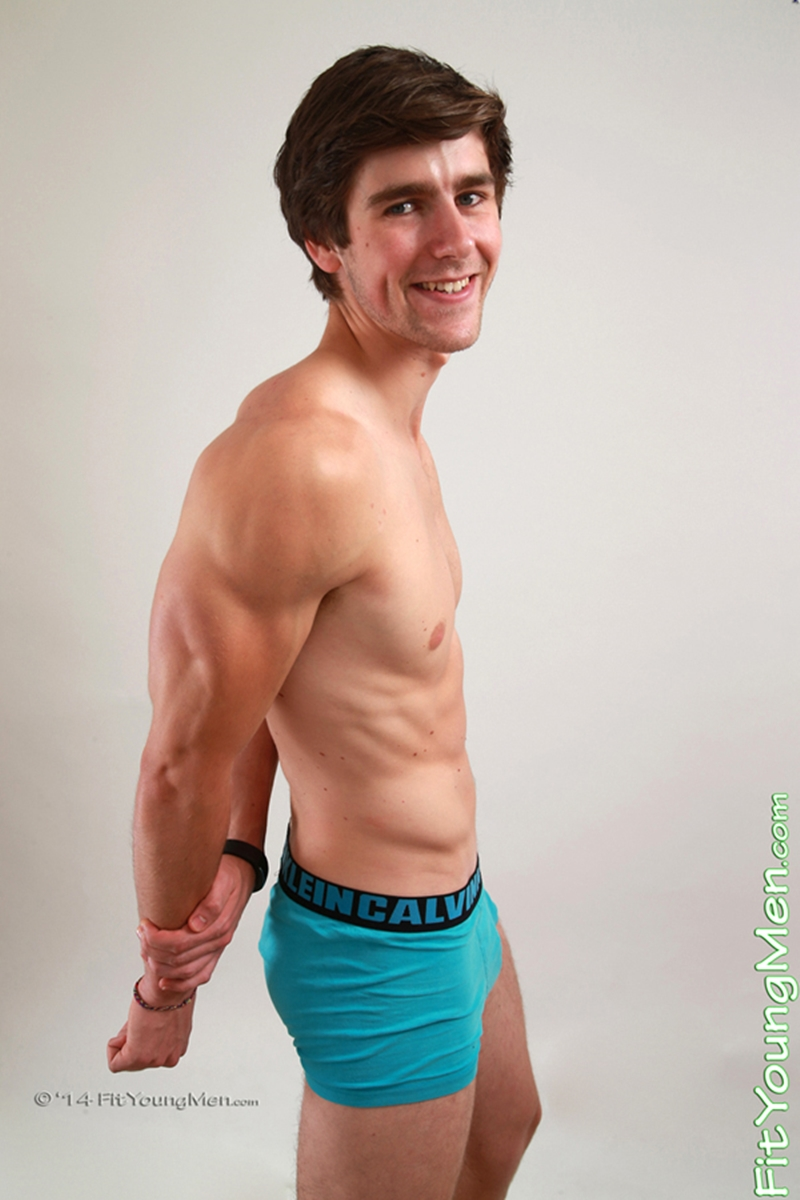 fit young men  FitYoungMen Young nude gym guy Mike Stephenson Age 20 years old straight men underwear undies ripped abs muscled arms 001 tube download torrent gallery photo Mike Stephenson