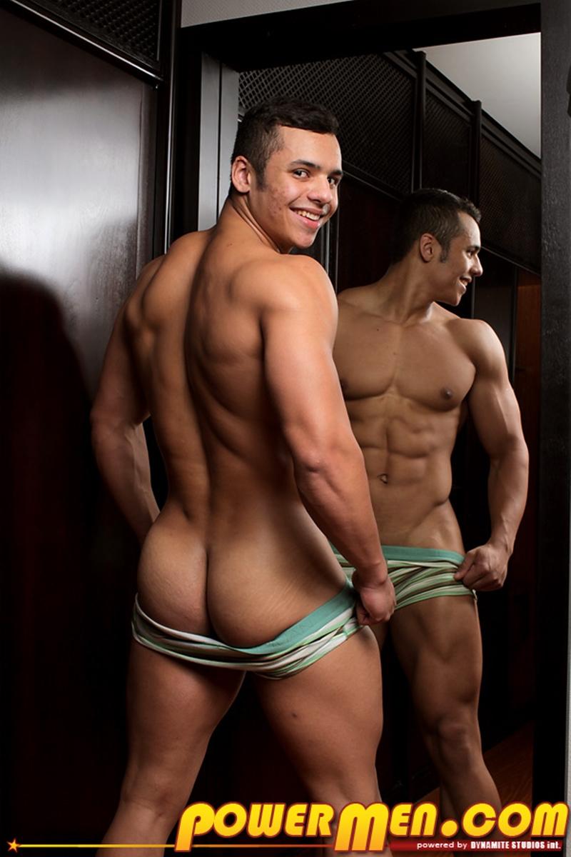 powermen muscle men 2  Martin Santos