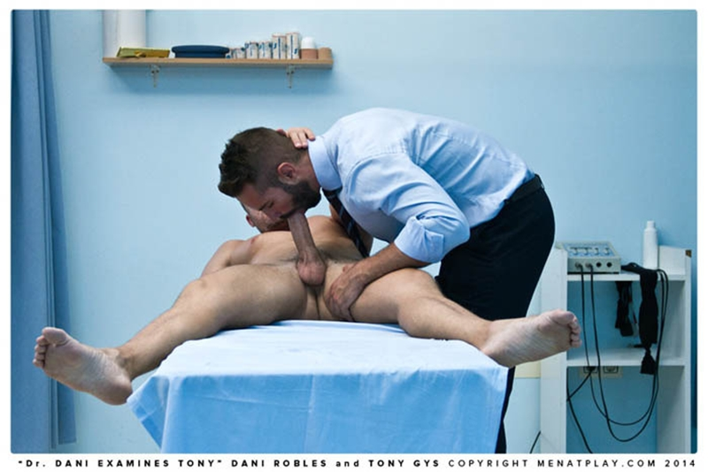 MenatPlay naked men big dicks Handsome doctor Danie Robles 28 year old patient muscle boy Tony Gys 001 tube download torrent gallery sexpics photo - Danie Robles and Tony Gys