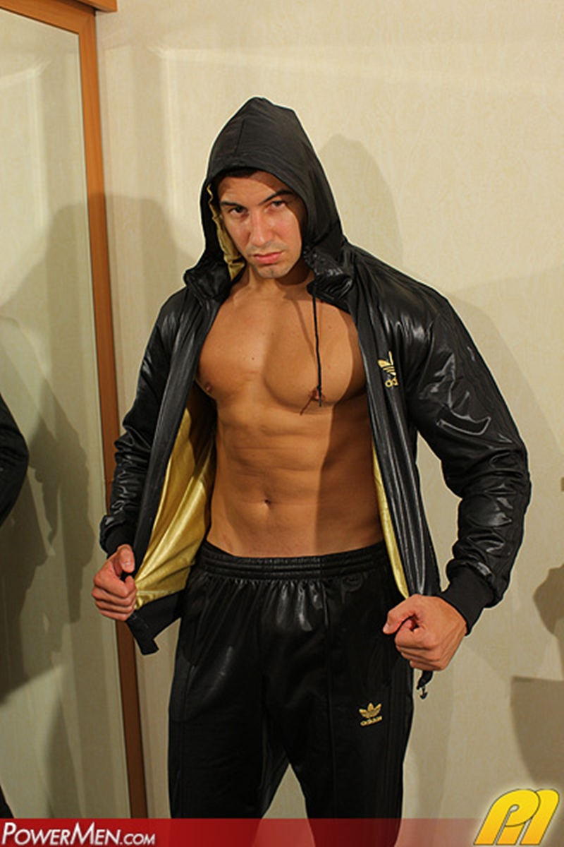 PowerMen naked bodybuilder Gio Permalucci beefy man meat big muscle dick big shaved smooth balls uncut cock 001 tube download torrent gallery sexpics photo2 - Gio Permalucci