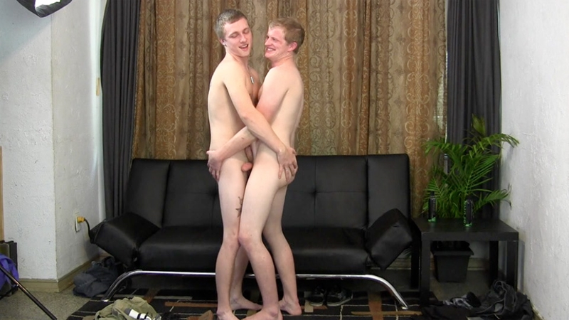 StraightFraternity 21 year old Warren 23 years age married guy Shawn stroke big straight dicks blow jobs shoot jizz shot 011 tube video gay porn gallery sexpics photo - 21 year old Warren and 23 year old married guy Shawn demonstrate how they like to be stroked