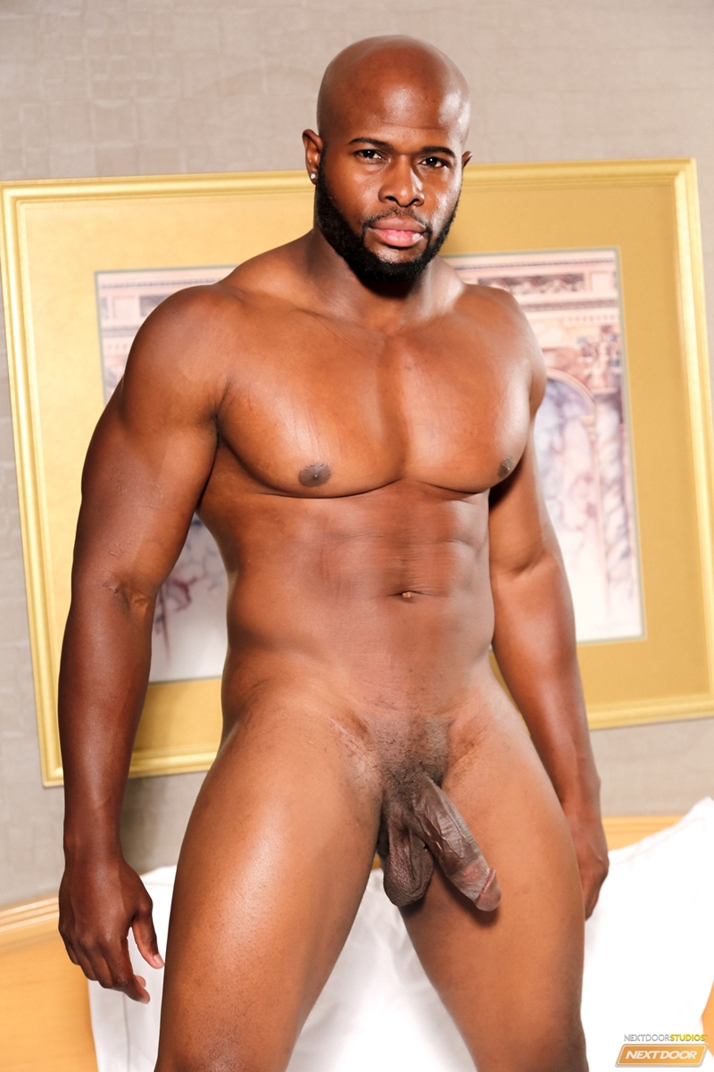 Rather Black nude mens above