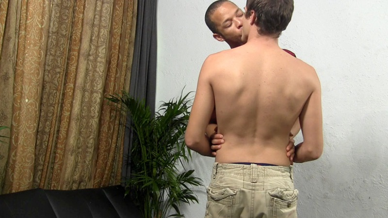 StraightFraternity str8 young boy Calvin big raw bare dick Jeff bareback ass fucking cums huge jizz explosion cumshot 03 gay tumblr porn star sex video gallery photo - First timer Calvin's is a natural at taking Jeff's huge bareback dick up his ass
