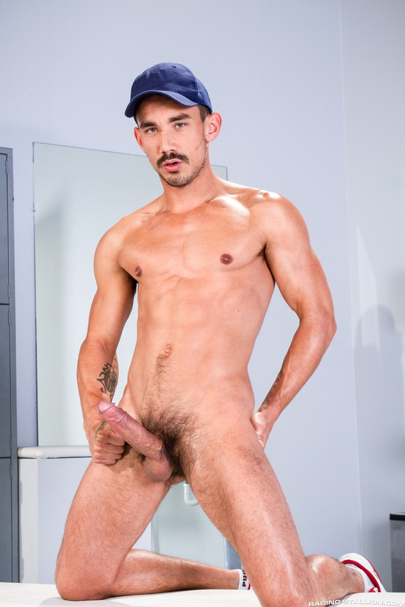 RagingStallion-locker-room-cock-sucking-ass-fucking-Austin-Wolf-Adam-Avery-jock-strap-hard-prick-anal-assplay-rimming-naked-sports-men-004-gay-porn-sex-gallery-pics-video-photo