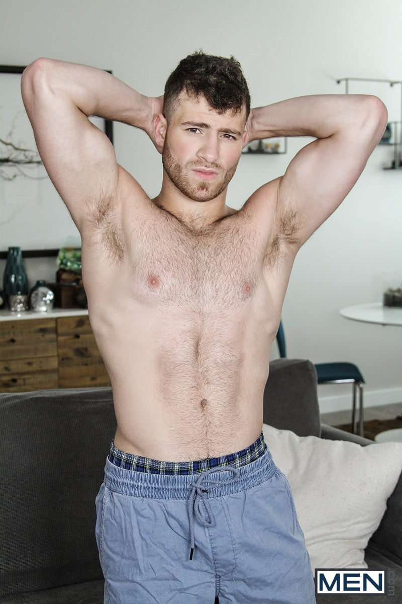 Men com hairy chest muscle studs Vincent Diaz older gay guy mature Dirk Caber beard cocksucking ass rimming fucking 004 gay porn sex gallery pics video photo - Hardcore threesome Dalton Briggs, Dirk Caber and Vincent Diaz anal fucking