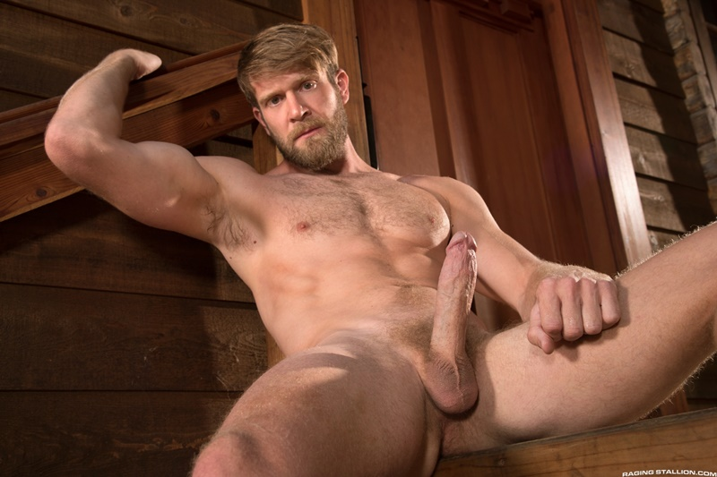 RagingStallion gay porn huge muscle dude sex pics Tegan Zayne Colby Keller massive cock deepthroat anal rimming ass fucking 003 gay porn sex gallery pics video photo - Tegan Zayne opens his mouth wide and takes Colby Keller's massive cock all the way down his throat