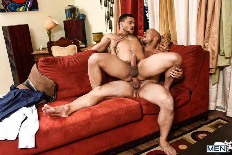 Men gay porn hairy bearded young naked hunks sex pics John Magnum Beaux Banks mutual jerk off session hardcore anal fucking 020 gay porn sex gallery pics video photo - John Magnum and Beaux Banks mutual jerk off session ends with a hardcore anal fucking
