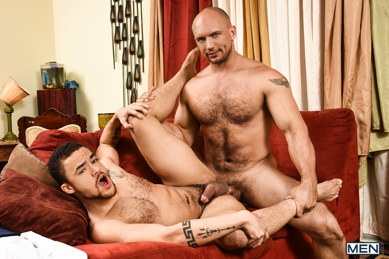 Men gay porn hairy bearded young naked hunks sex pics John Magnum Beaux Banks mutual jerk off session hardcore anal fucking 024 gay porn sex gallery pics video photo - John Magnum and Beaux Banks mutual jerk off session ends with a hardcore anal fucking