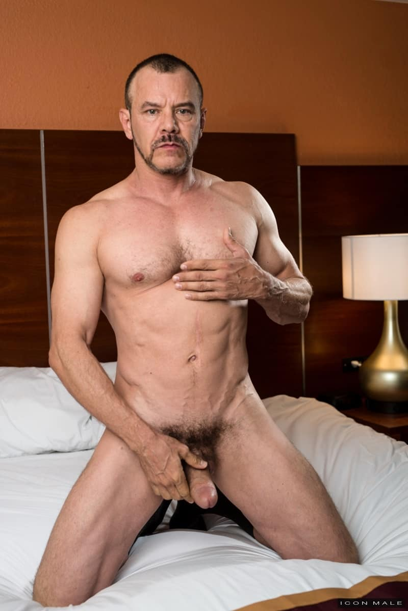 Gay mature old perv gets his asshole ravaged by a stud