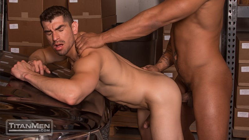 Jason Shaw Tugging Dick