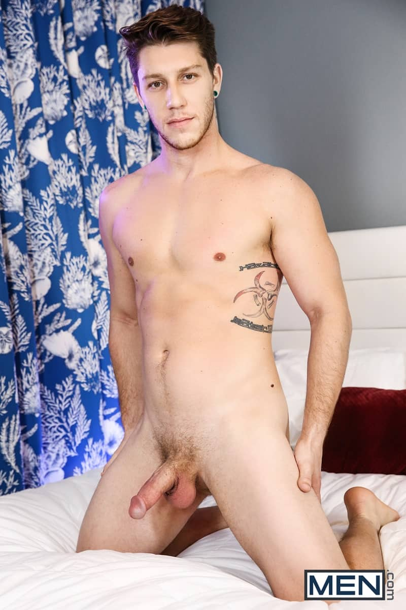 Men Anal Big Dick Blowjob Muscle Men young naked Hunk Rimming Tattoos Paul Canon Justin Matthews 010 gallery video photo - Sexy young stud Paul Canon's hot bubble butt fucked hard by Justin Matthews' huge dick