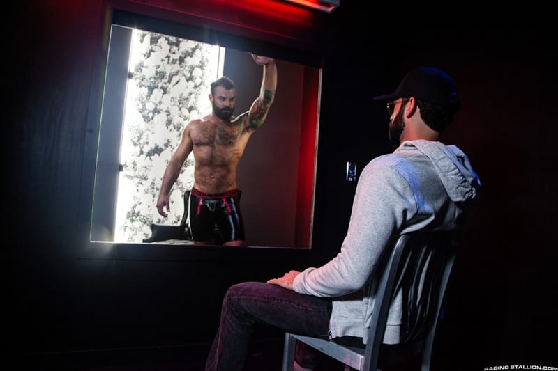Men for Men Blog Ripped-stud-Drake-Masters-Tegan-Zayne-big-dick-dude-smooth-muscled-ass-RagingStallion-008-gay-porn-pictures-gallery Ripped stud Drake Masters pounds away on Tegan Zayne's scruffy ass Raging Stallion