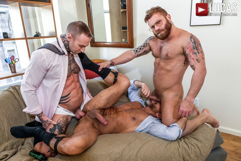 Riley-Mitchel-services-his-bosses-Dylan-James-and-Dirk-Caber-LucasEntertainment-017-Gay-Porn-Pics