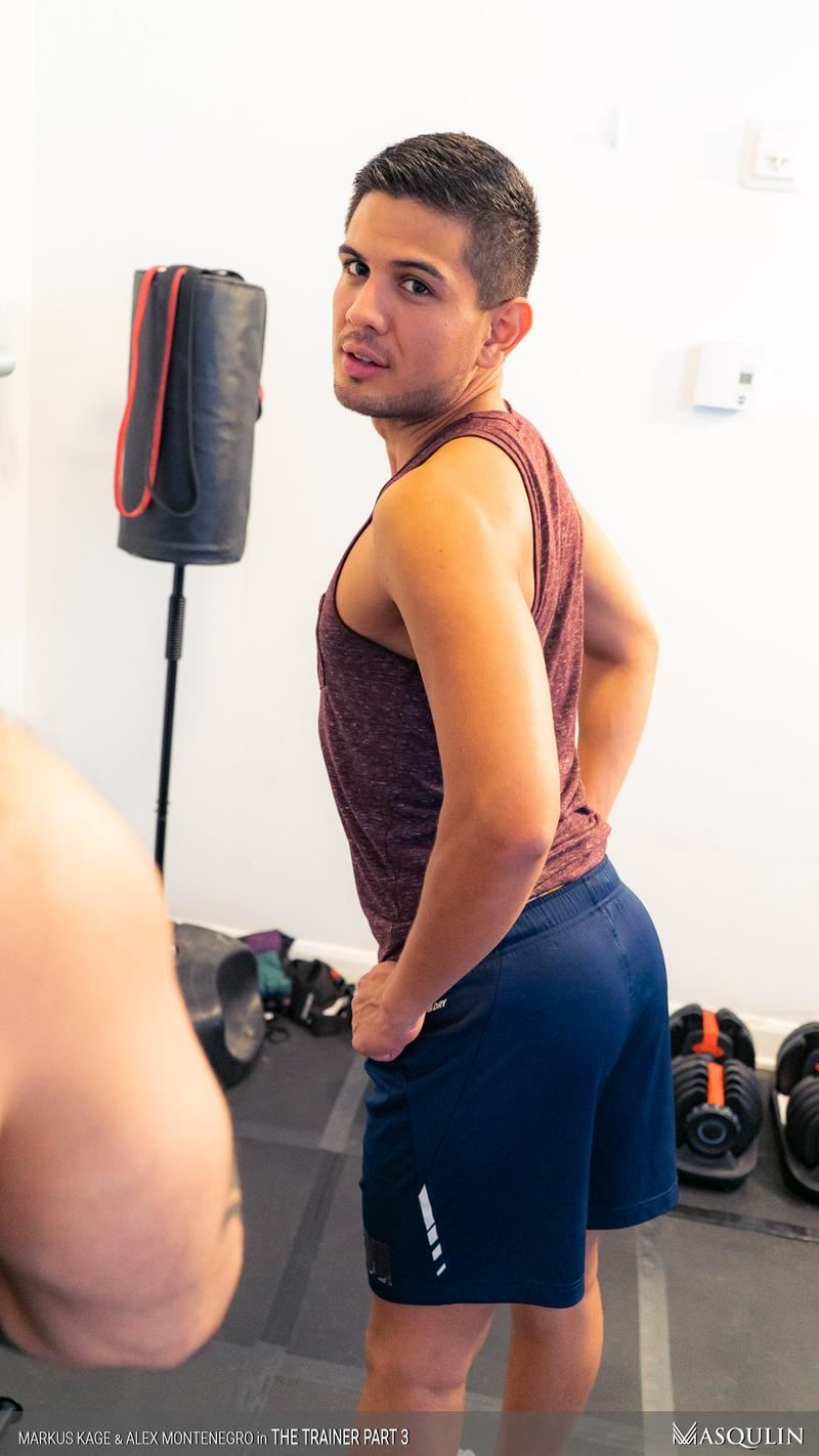 Masqulin muscle man Markus Kage huge thick erection raw fucks young pup Alex Montenegro tight bubble ass 25 image gay porn - Masqulin muscle man Markus Kage's huge thick erection raw fucks young pup Alex Montenegro's tight bubble ass