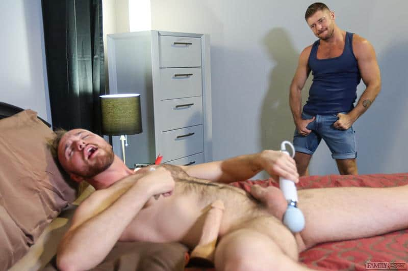 Hairy hunk Cody Moore hot bubble butt fucked muscle stud Jack Andy Pride Studios 0 image gay porn - Hairy hunk Cody Moore's hot bubble butt fucked by muscle stud Jack Andy at Pride Studios