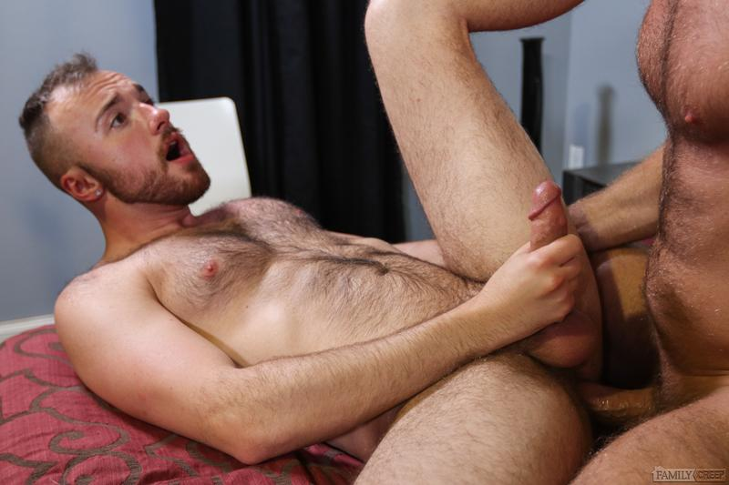 Hairy hunk Cody Moore hot bubble butt fucked muscle stud Jack Andy Pride Studios 12 image gay porn - Hairy hunk Cody Moore's hot bubble butt fucked by muscle stud Jack Andy at Pride Studios