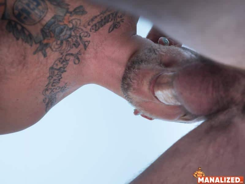 Manalized hot muscle dudes Tyler Phoenix Max Cameron raw big dick flip flop anal fucking 16 image gay porn - Manalized hot muscle dudes Tyler Phoenix and Max Cameron raw big dick flip flop anal fucking