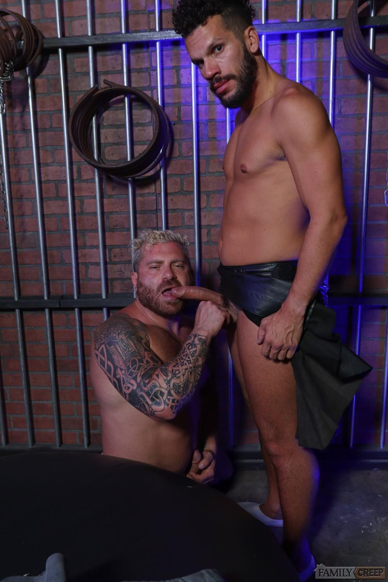 Horny muscle hunk Riley Mitchel huge bare cock raw fucks Marco Lorenzo Pride Studios 8 image gay porn - Horny muscle hunk Riley Mitchel's huge bare cock raw fucks Marco Lorenzo at Pride Studios