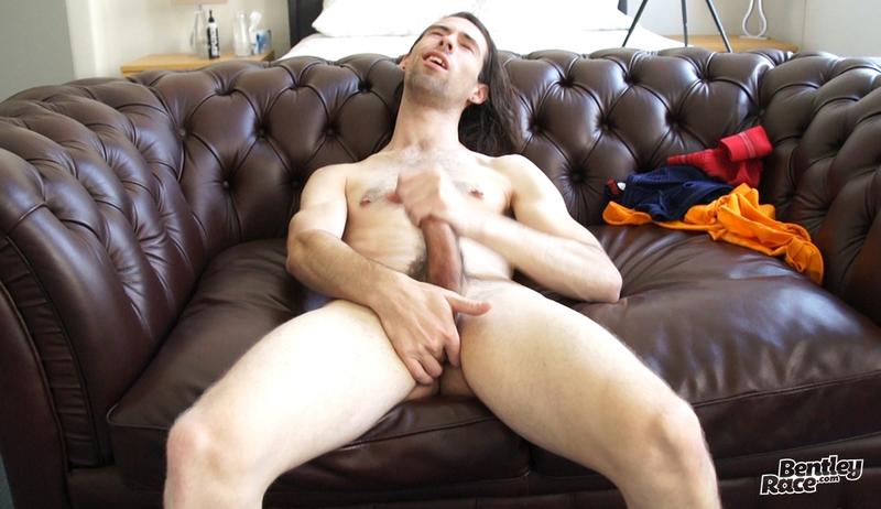 Bentley Race sexy Australian dude Byron Atwood strips naked strpking massive thick uncut cock 26 image gay porn - Bentley Race sexy Australian dude Byron Atwood strips naked strpking his massive thick uncut cock