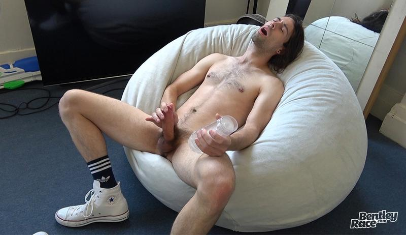 Bentley Race sexy Australian dude Byron Atwood strips naked strpking massive thick uncut cock 28 image gay porn - Bentley Race sexy Australian dude Byron Atwood strips naked strpking his massive thick uncut cock
