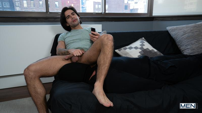 Men sexy young Latin dude Ty Mitchell bare asshole raw fucked muscle hunk Bruce Beckham 13 image gay porn - Men sexy young Latin dude Ty Mitchell's bare asshole raw fucked by muscle hunk Bruce Beckham