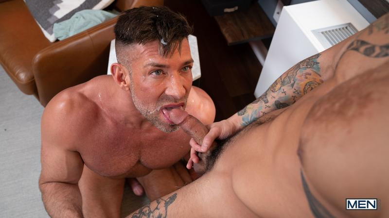 Men sexy young Latin dude Ty Mitchell bare asshole raw fucked muscle hunk Bruce Beckham 23 image gay porn - Men sexy young Latin dude Ty Mitchell's bare asshole raw fucked by muscle hunk Bruce Beckham