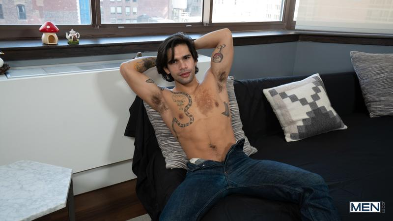 Men sexy young Latin dude Ty Mitchell bare asshole raw fucked muscle hunk Bruce Beckham 3 image gay porn - Men sexy young Latin dude Ty Mitchell's bare asshole raw fucked by muscle hunk Bruce Beckham