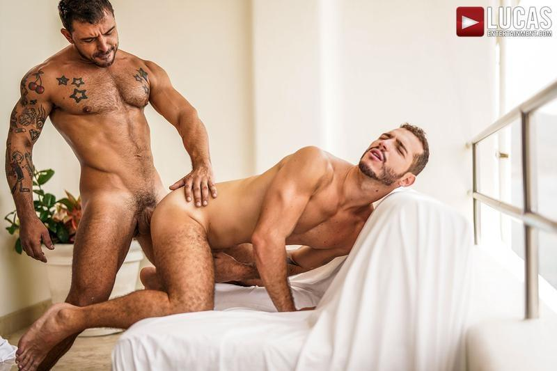 Sexy smooth muscle dude Ricky Hard Rudy Gram flip flop anal fuck fest Lucas Entertainment 19 image gay porn - Sexy smooth muscle dude Ricky Hard and Rudy Gram flip flop anal fuck fest at Lucas Entertainment