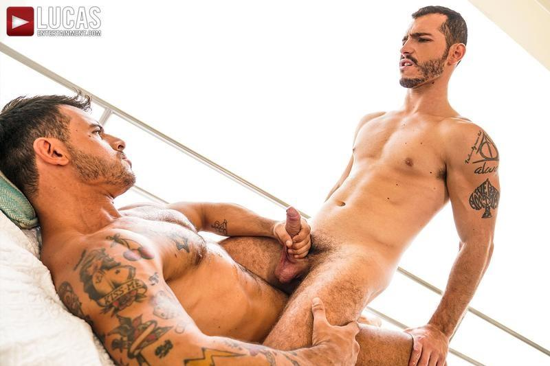 Sexy smooth muscle dude Ricky Hard Rudy Gram flip flop anal fuck fest Lucas Entertainment 26 image gay porn - Sexy smooth muscle dude Ricky Hard and Rudy Gram flip flop anal fuck fest at Lucas Entertainment