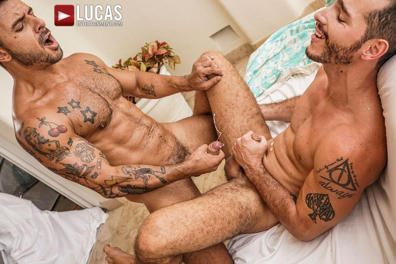 Sexy smooth muscle dude Ricky Hard Rudy Gram flip flop anal fuck fest Lucas Entertainment 30 image gay porn - Sexy smooth muscle dude Ricky Hard and Rudy Gram flip flop anal fuck fest at Lucas Entertainment